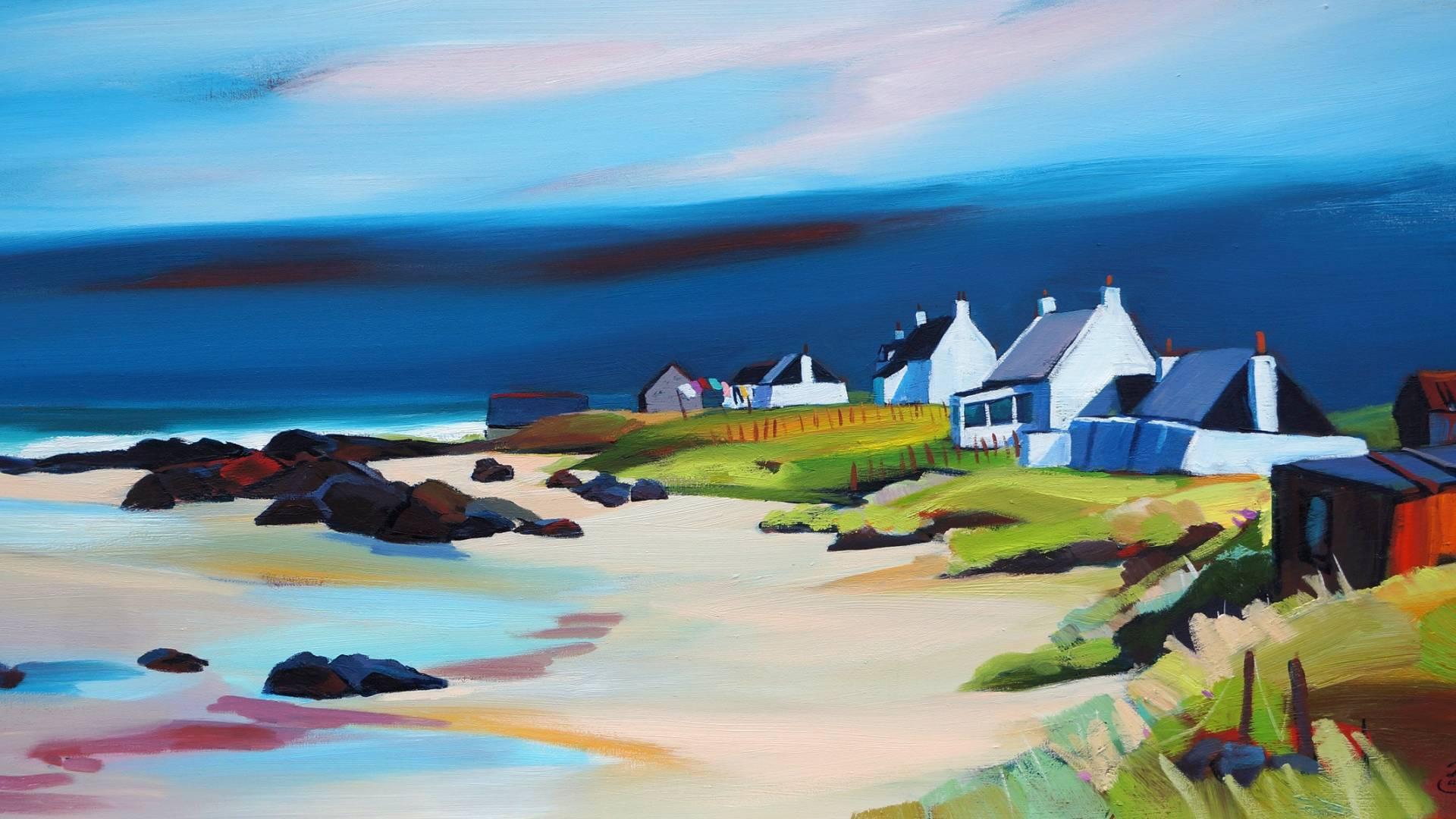Pam Carter 'Coastal Light' Solo Exhibition