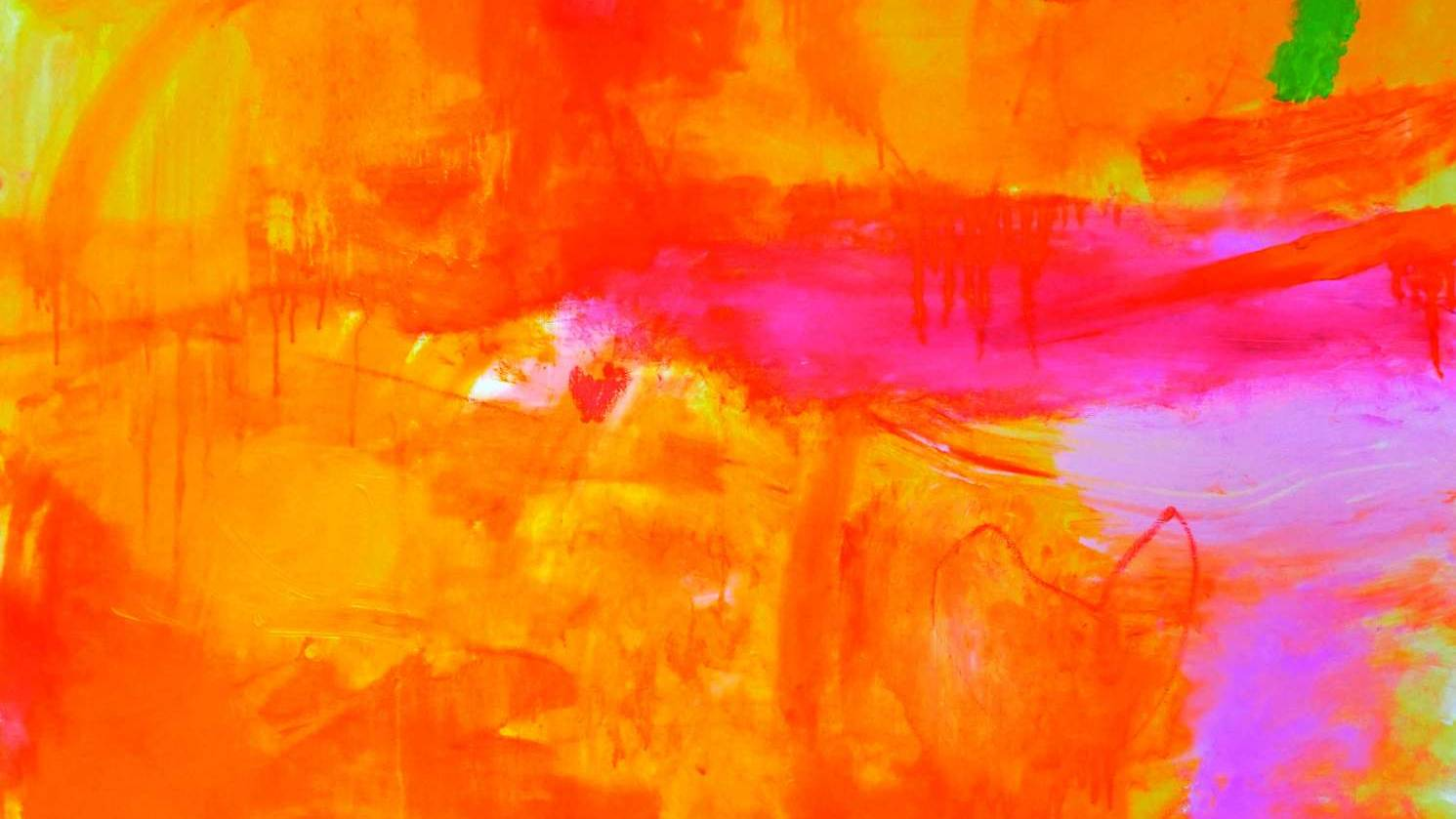'Meditations on Colour' by Alison McWhirter