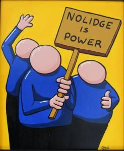 Nowlidge is Power