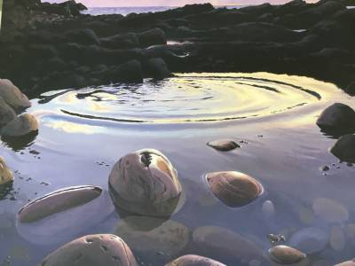Tide Pool Ripples #1