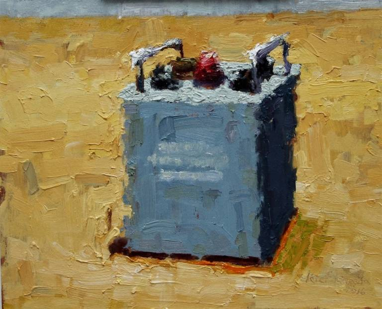 Peter  Thomson - Metal Box