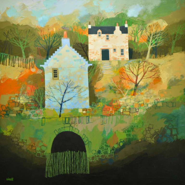 George Birrell Solo Exhibition