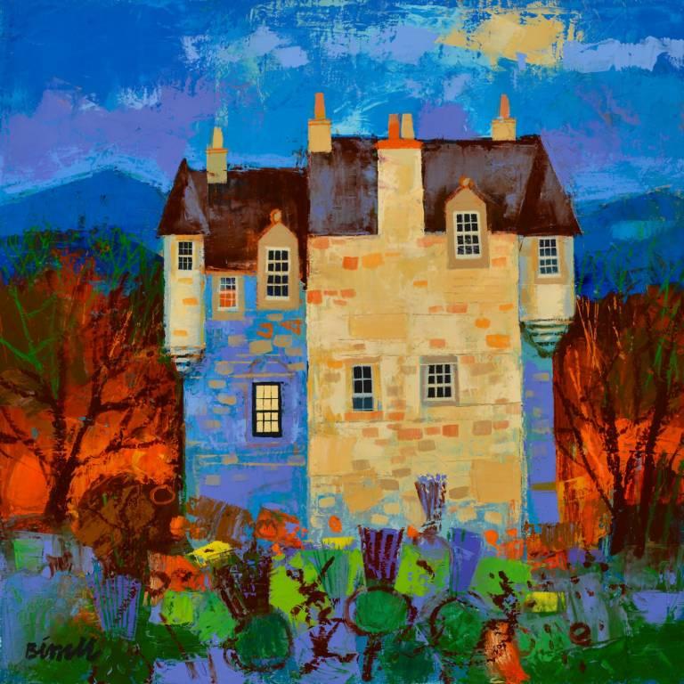 Castle, Autumn