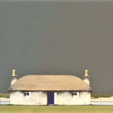 Ron  Lawson - Clachan Cottage, South Uist