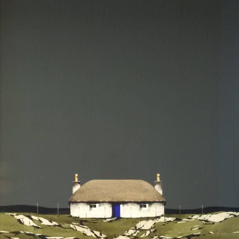 Ron  Lawson - Hebridean Blackhouse