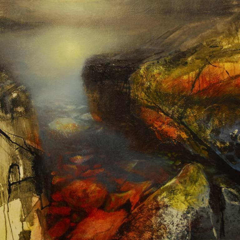 Beth Robertson Fiddes - Calm Pool, Assynt