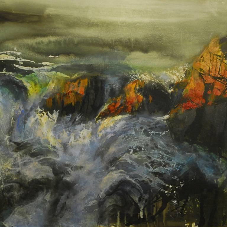 Beth Robertson Fiddes - Clashnessie Tide