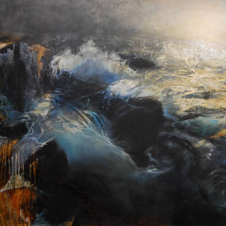 Beth Robertson Fiddes - Incoming Tide, Last Light