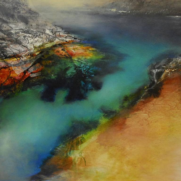 Beth Robertson Fiddes - Inlet