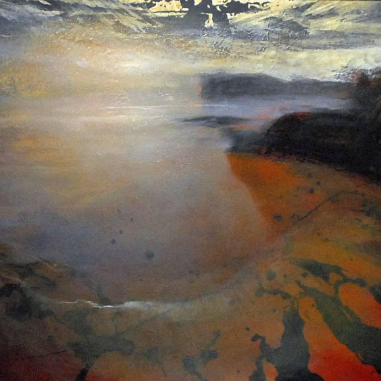 Beth Robertson Fiddes - Oldshoremore Still Evening