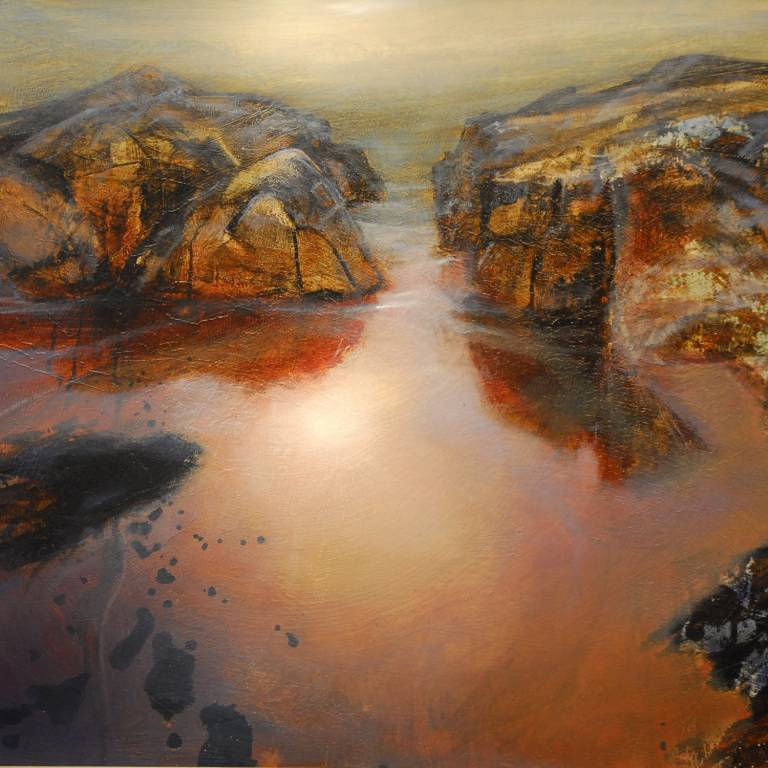 Beth Robertson Fiddes - Rock Gap Sandwood Bay