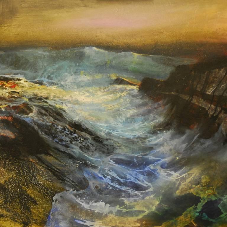 Beth Robertson Fiddes - Winter Tide, Clachtoll