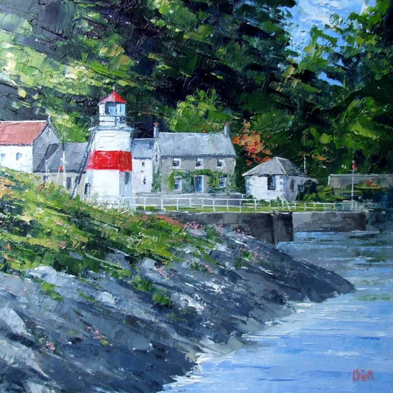 Erni Upton - Crinan's Wee Lighthouse