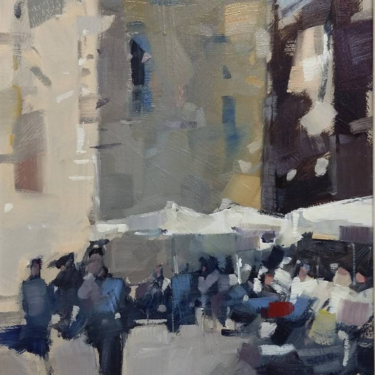 Peter Foyle - Sunshine in the Piazza