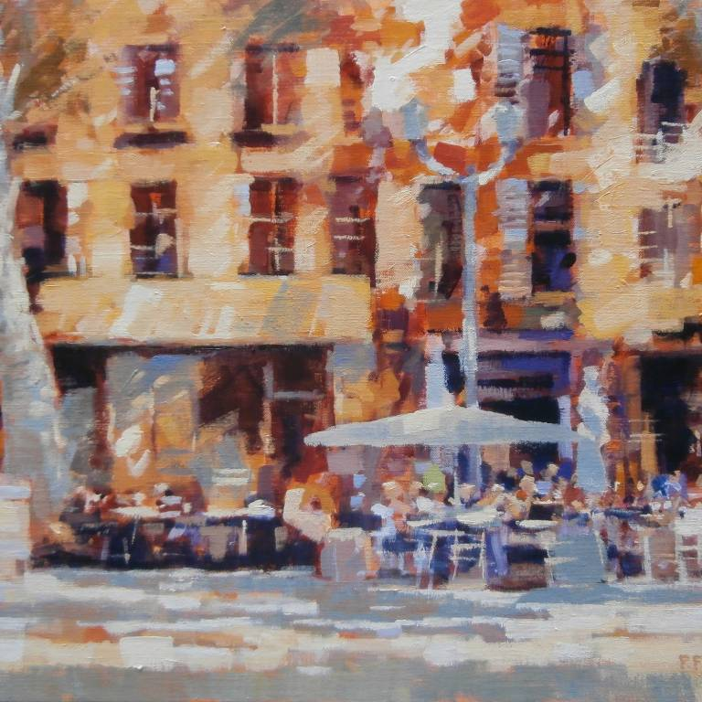 Peter Foyle - Amber Light, Aix