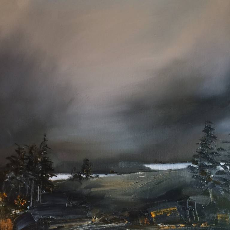 Rosanne Barr - Highlands in the Mist