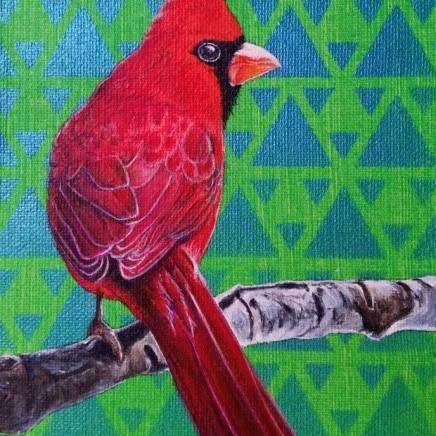 Stanley Bird - Cardinal Congruity