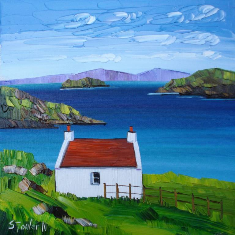 Sheila Fowler - Cottage Stockinish Harris