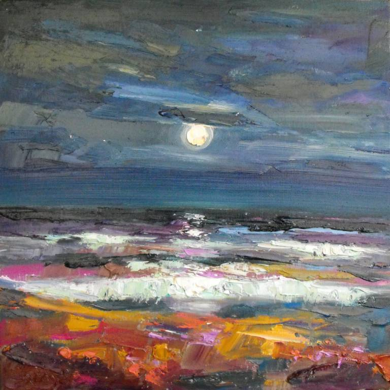 Judith Bridgland - Luminescent Sea