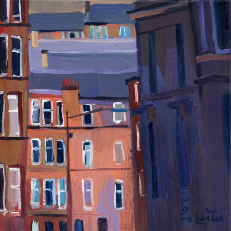 Pam Carter - Through Tenements