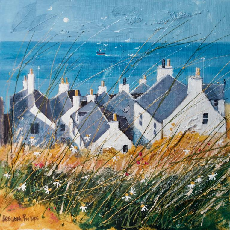 Deborah Phillips - Breezy Morning Gardenstown