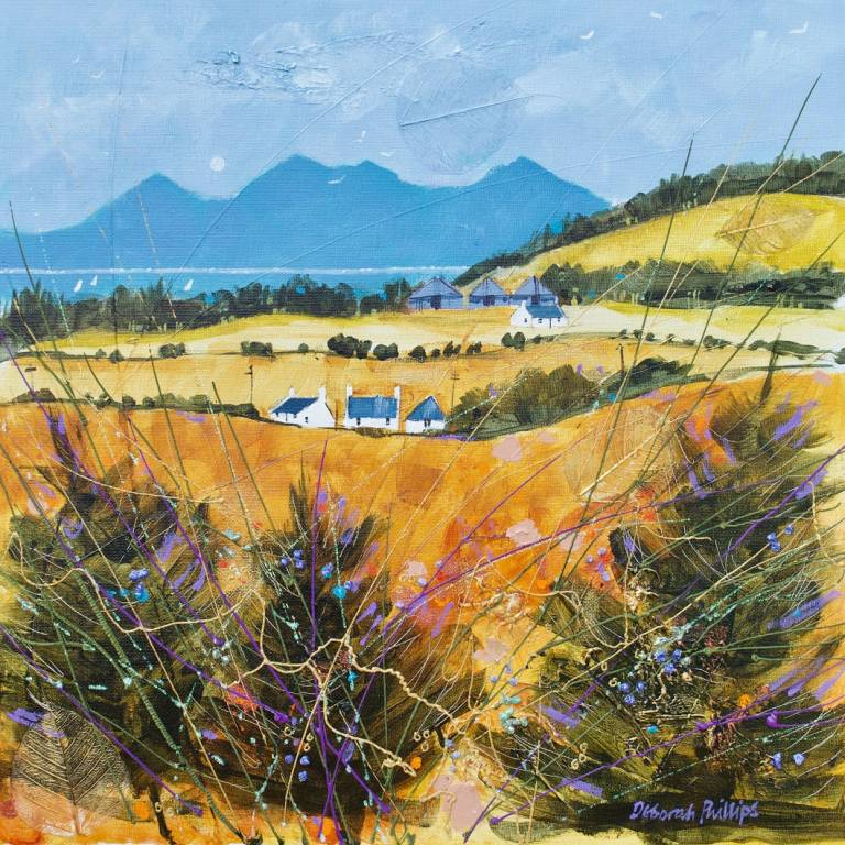 Deborah Phillips - Looking Towards Arran