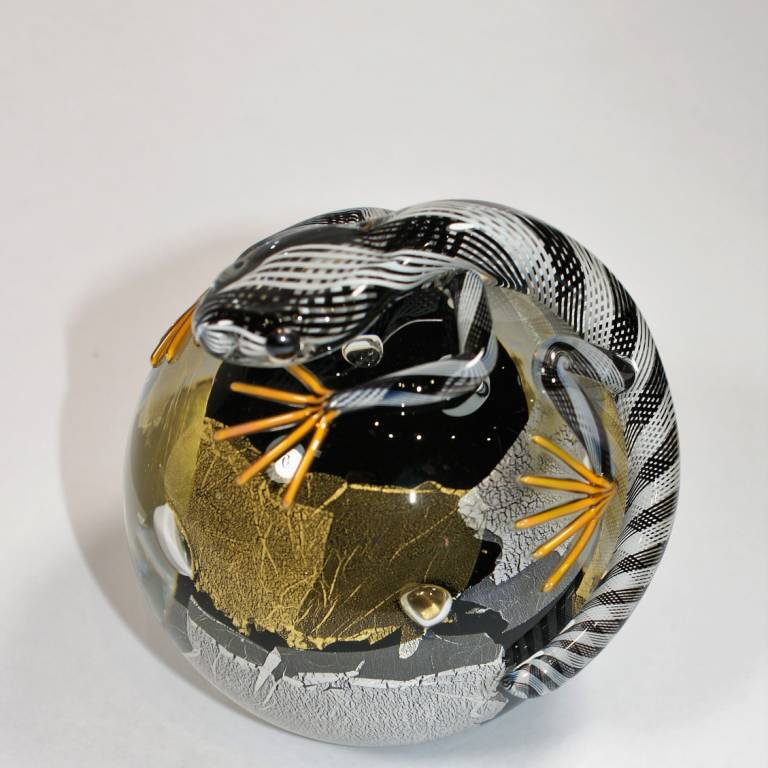 Mike Hunter - Lizard Paperweight
