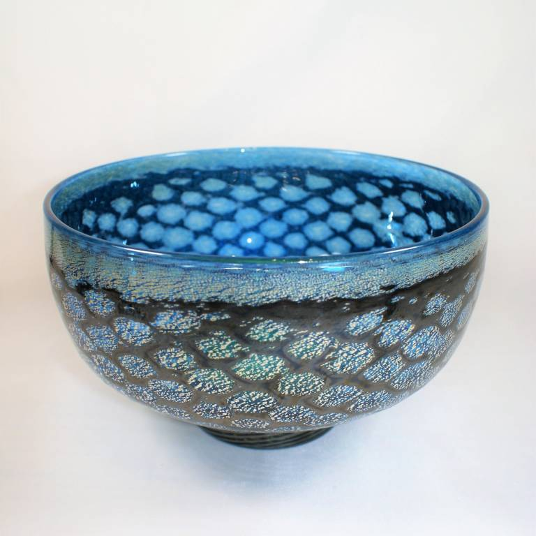 Allister  Malcolm - Medium Mermaid Bowl