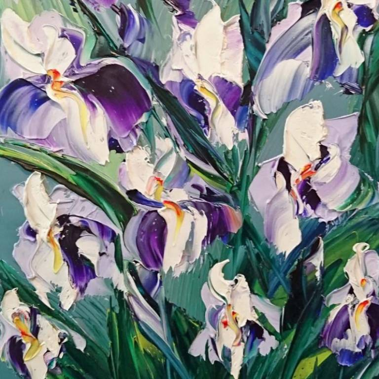 Jan  Nelson - Spring Blooms