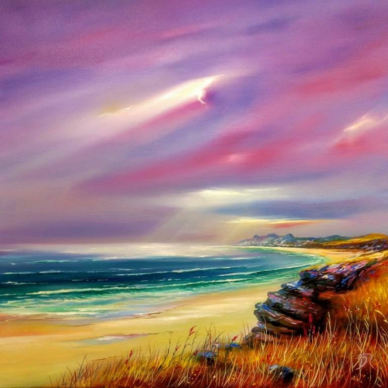 Douglas Roulston - Isle of Coll's Ethereal Light