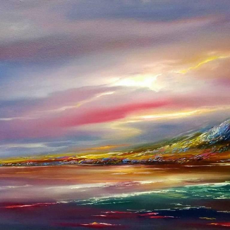 Douglas Roulston - Kaleidoscope Over Jura