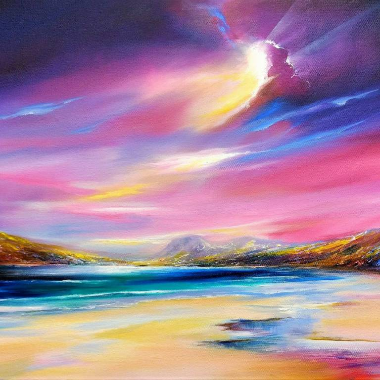 Douglas Roulston - The Colours of Luskentyre