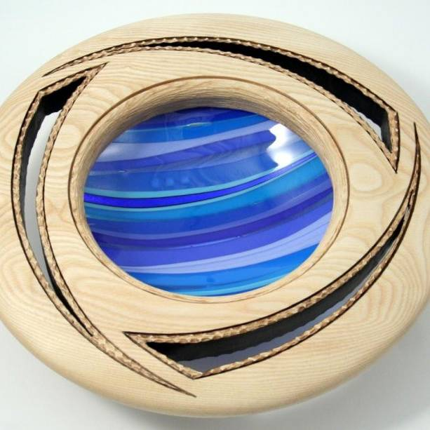 Scott Irvine - Medium Wide Rimmed Bowl