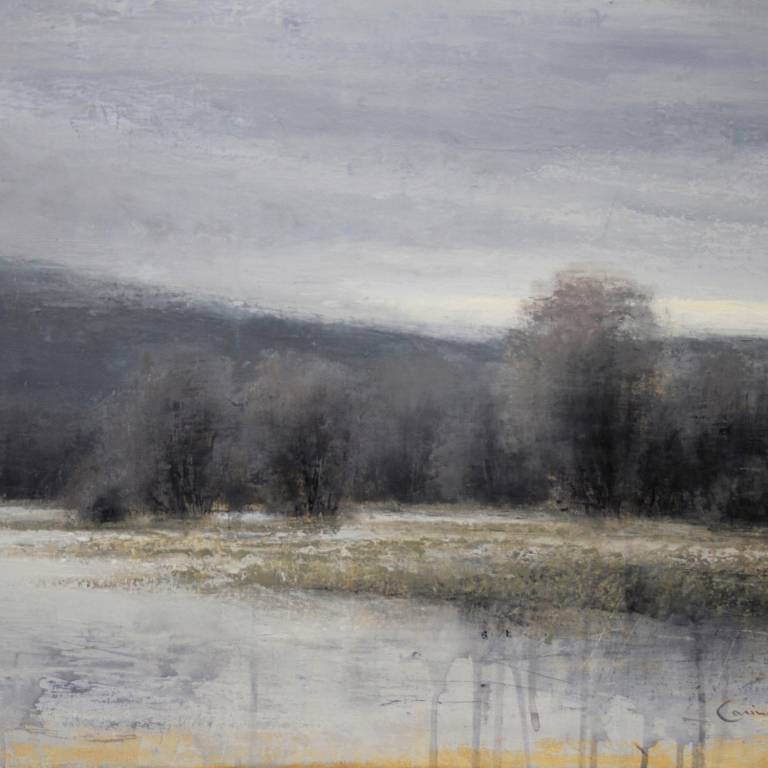 Carina Prigmore - Marshlands in Winter