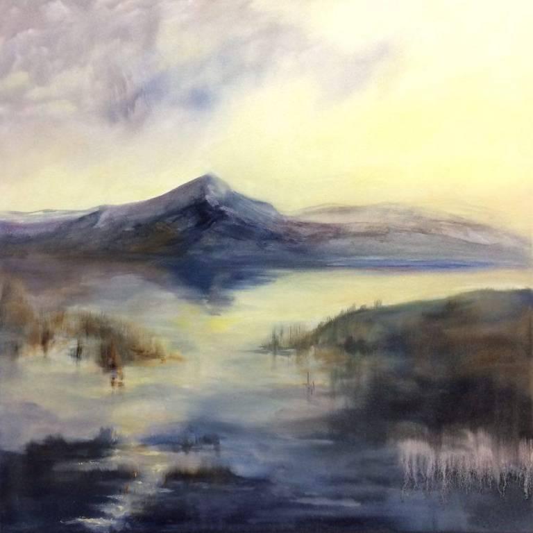 Madeleine Gardiner - Alpine Lake I