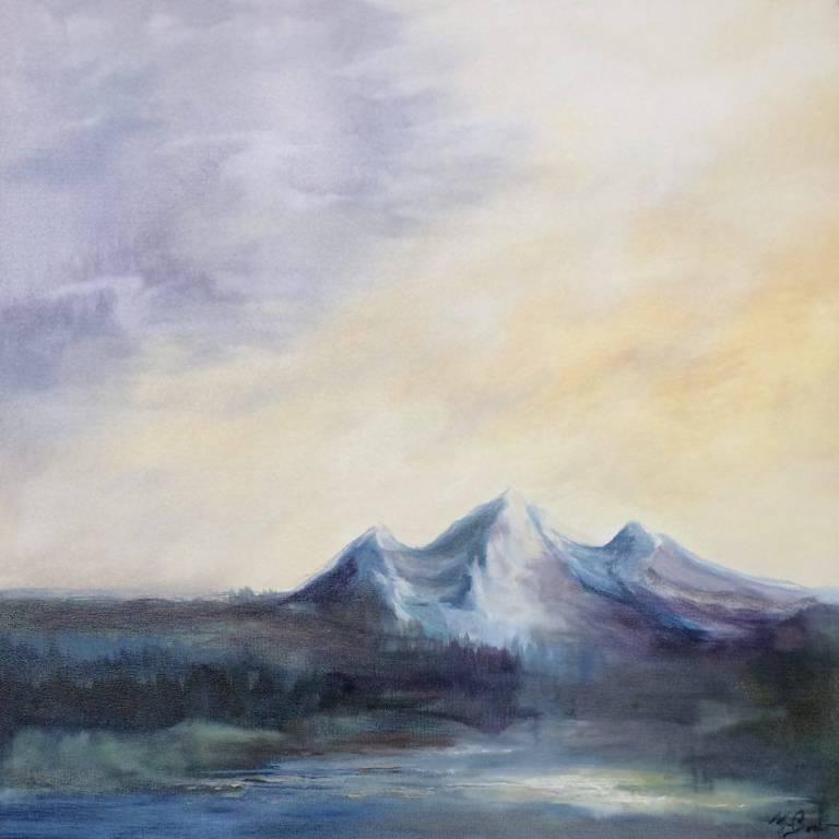 Madeleine Gardiner - Alpine Lake II