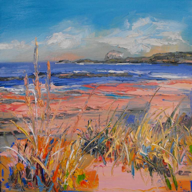 Judith Bridgland - Amongst the Sand Dunes, North Berwick