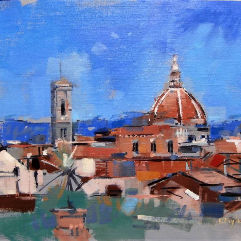 Peter Foyle - The Duomo, Florence