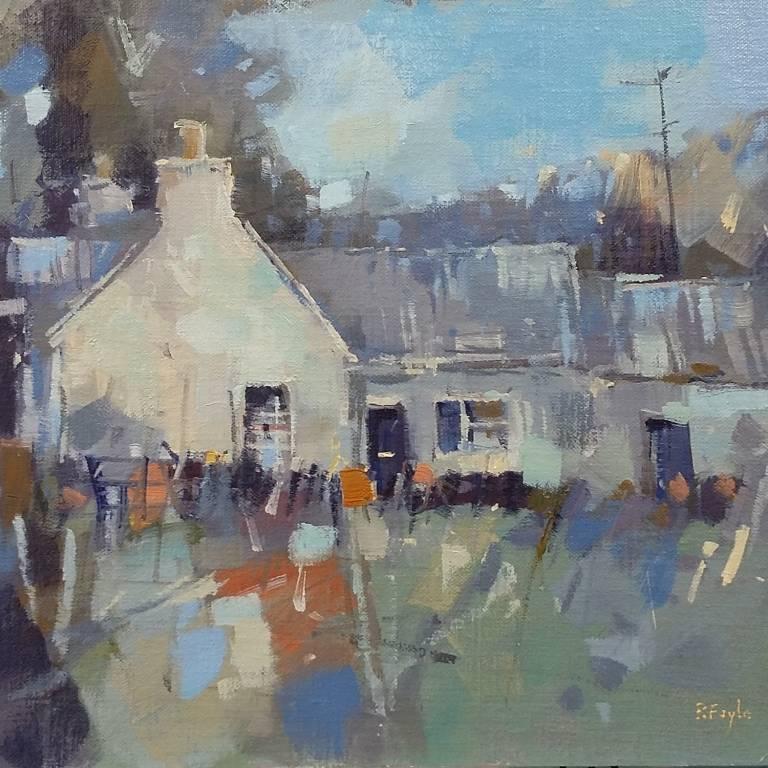 Peter Foyle - Farm Cottage