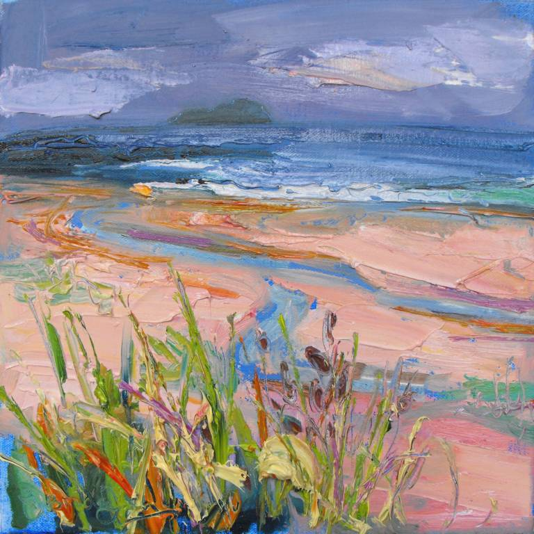 Judith Bridgland - Rain and Wind, North Berwick