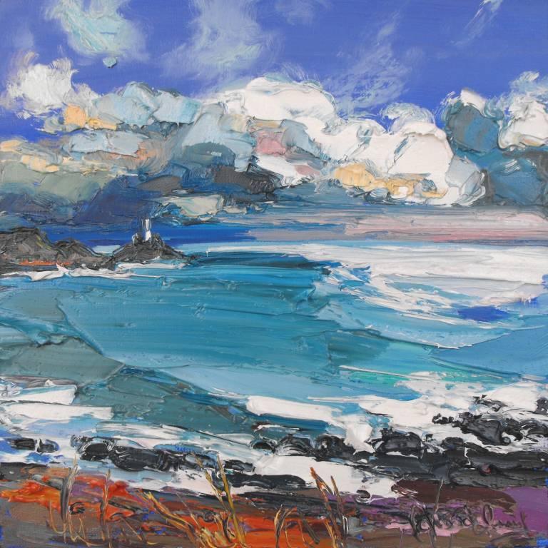 Judith Bridgland - Sparkling Sea