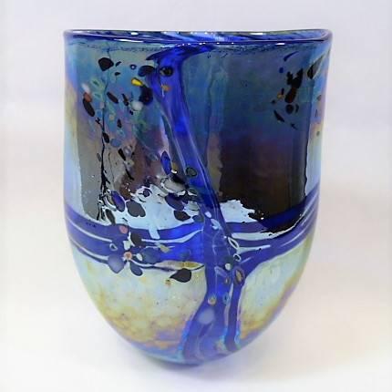 Shakspeare Glass - Lustre Rocks Vase