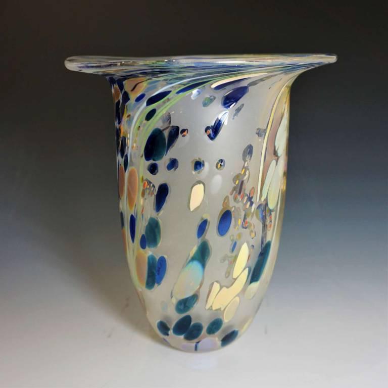Shakspeare Glass - Seagrass Vase