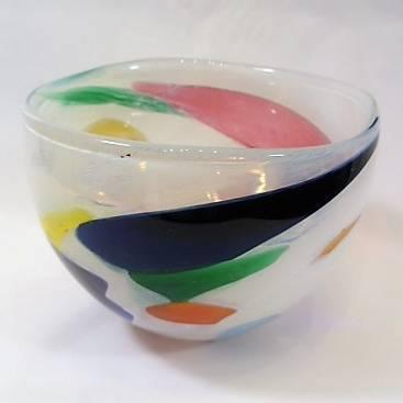 Shakspeare Glass - Nougat Bowl Medium