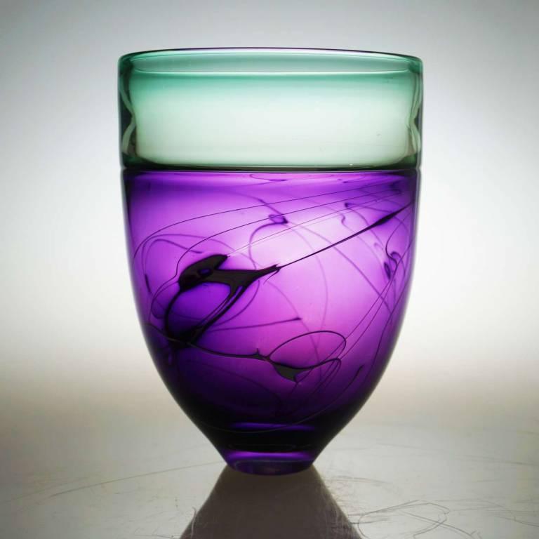 Stuart Akroyd - Ludic Vase Small