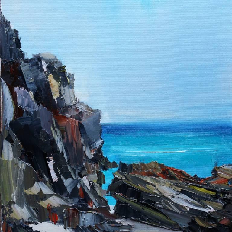 Rosanne Barr - Rocks on the North Coast