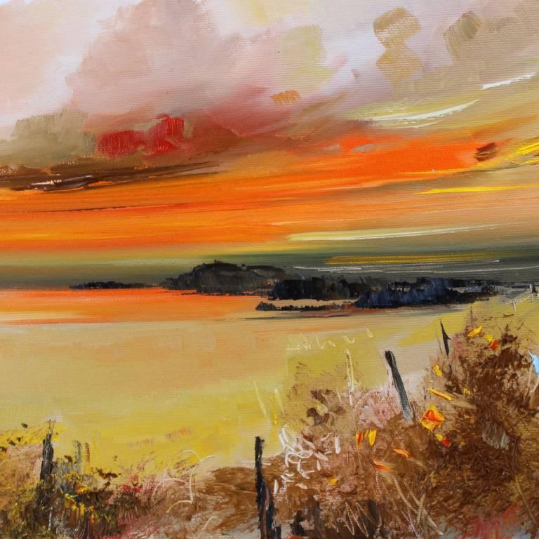 Rosanne Barr - Autumn Hedgerows