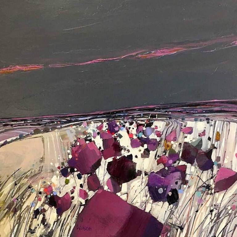 Gordon Wilson - Fintry Floral Riot