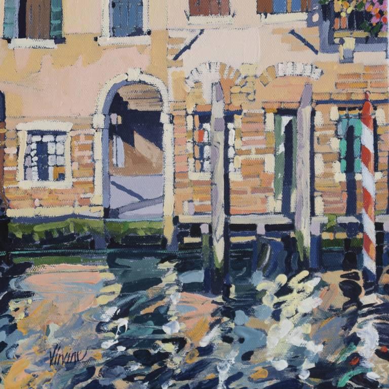 Jennifer Irvine - Venetian Reflections