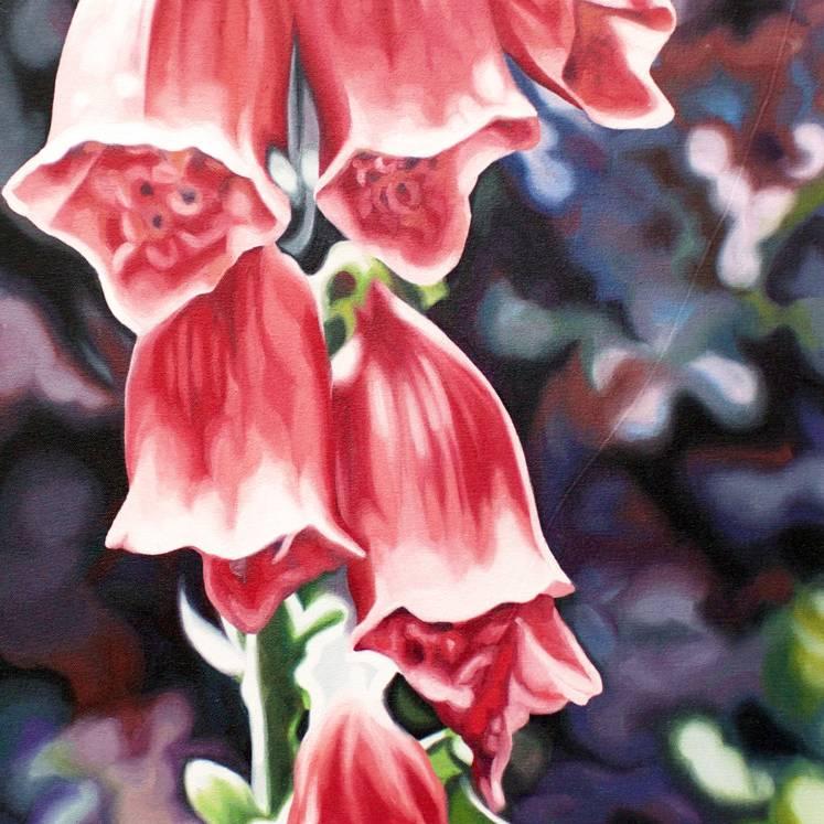 Lynsey Ewan - Towering Foxglove